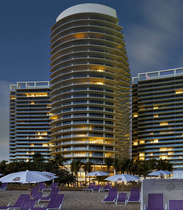 St. Regis Hotel & Luxury Residences - Bal Harbour, FL