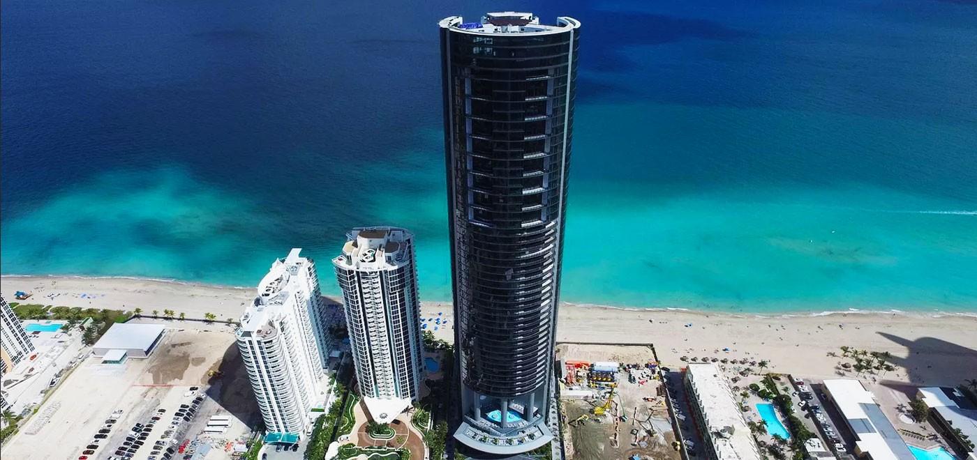 Porsche Design Tower - Miami, FL