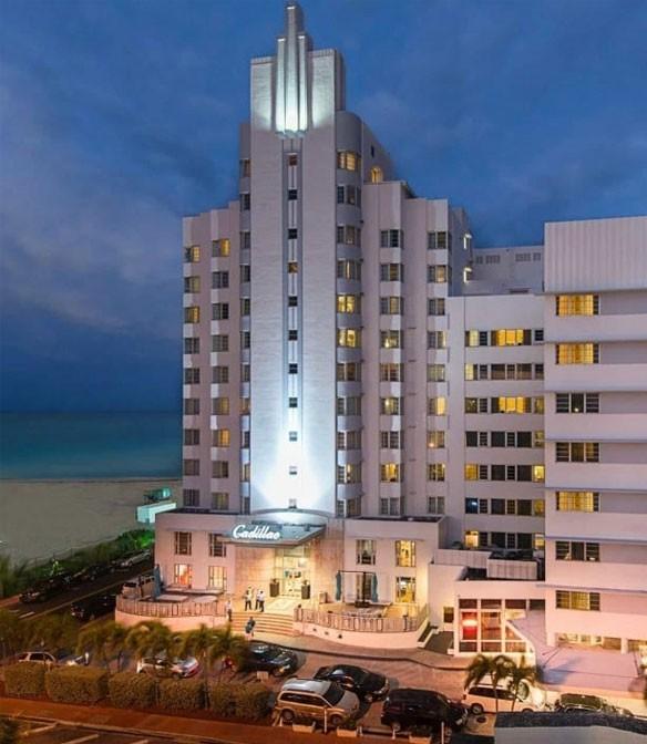 Cadillac Hotel - Miami Beach, FL