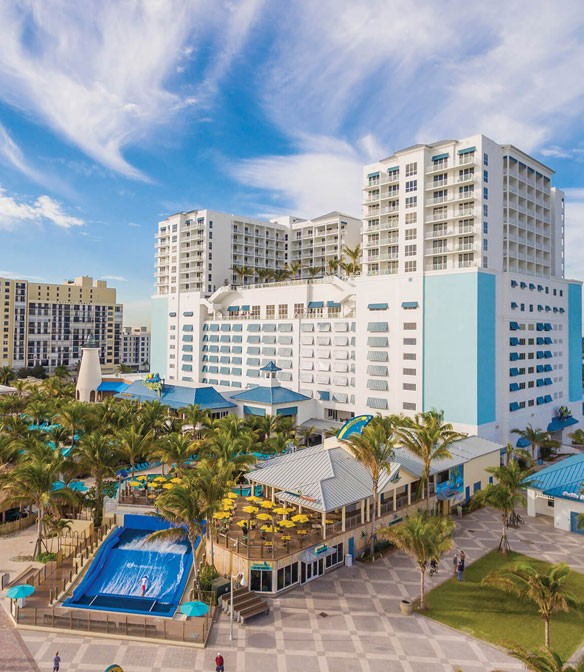 Margaritaville Beach Resort - Hollywood, FL