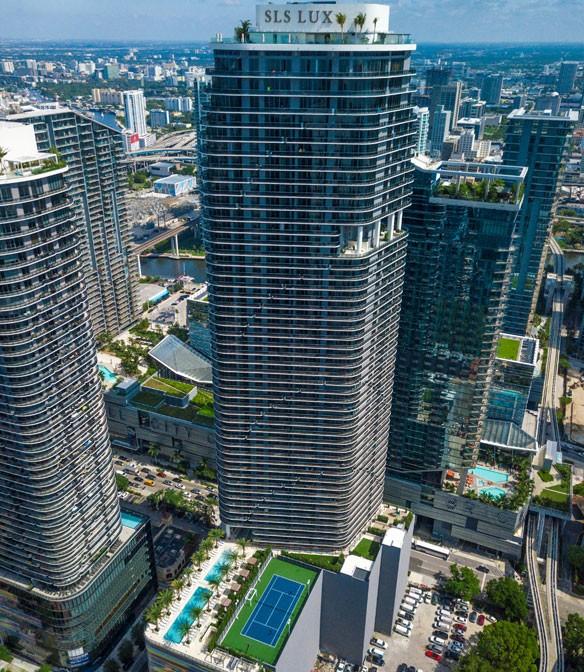 SLS Lux - Miami, FL