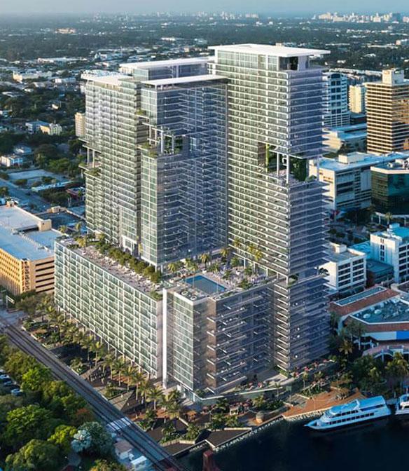 X Las Olas - Fort Lauderdale, FL